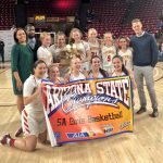Girl's Basketball 5A State Champions!