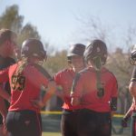Girls Varsity Softball beats Williams Field 12 – 1