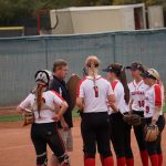 Girls Varsity Softball falls to Canyon Del Oro 13 – 6
