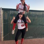 Varsity Softball hosts Arcadia today @ 4pm with Dutch Bros Drawing!