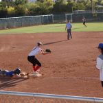 Girls Varsity Softball falls to Arcadia 9 – 8