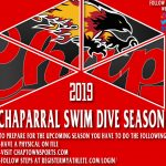Swim and Dive 2019 Season Information