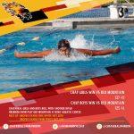 Girls Varsity Swimming & Dive Dominate Red Mountain 137 – 49