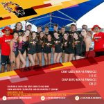Girls Varsity Swimming & Dive beats Pinnacle 141 – 45