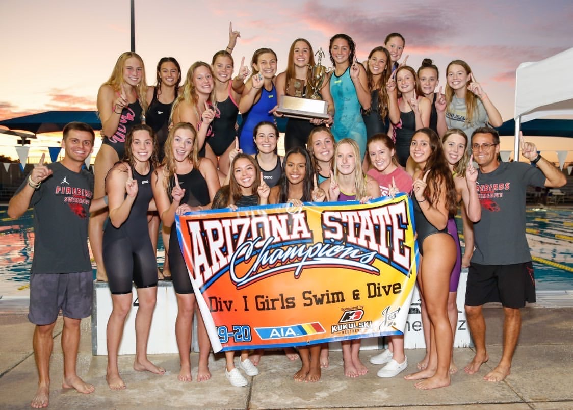 Chap Girl's Swim and Dive 6-Peat, Boy's Runner-Up