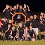 Boys Varsity Soccer beats Logan Elm 5 – 1