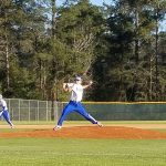 Houston Academy Varsity Baseball beat Houston County High School 11-0