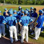 Houston Academy Varsity Baseball beat Providence Christian School 7-5