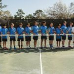 Houston Academy Boys Varsity Tennis finishes 2nd place