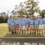 Houston Academy Boys Varsity Golf Advances To State Tournament