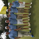 Houston Academy Boys Varsity Golf finishes 3rd place