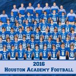 Houston Academy Varsity Football falls to Headland High School 41-9