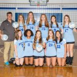 Houston Academy Girls Junior Varsity Volleyball beat Rehobeth High School 2-0