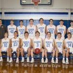 Houston Academy Boys Varsity Basketball falls to Daleville High School 64-55