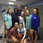 Houston Academy Girls Varsity Basketball beat Providence Christian School 52-42