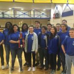 Archery Team Wins 2nd place at Regional NASP Tournament