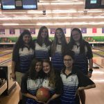 Girls Bowling Area Runner up, State Playoff qualifiers