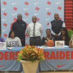 Student Athletes Sign National Letter of Intent