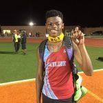"""Congrats Jostyn Andrews """"Great Run"""""""