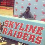 Raiders Basketball Sign NLI