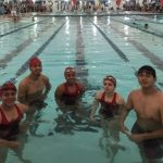 Swimming Irving Invitational