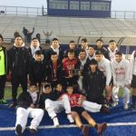 Skyline High School Boys Varsity Soccer falls to Sachse High School 3-0