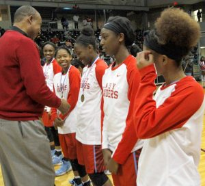 Lady Raiders Tournament Photos (Images via Dallas Morning News)