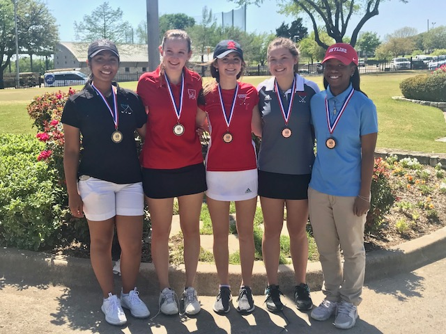 Girls Golf Success