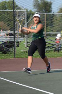 Tennis Gets a Big Win vs Springbrook