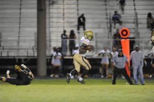 9/8/17 Football vs Poolesville