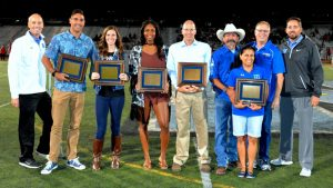 Norco High School 2016 Hall of Fame Class