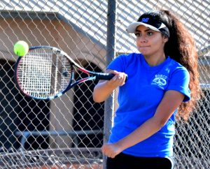 NHS Girls Tennis vs Corona Centennial 9 22 2016