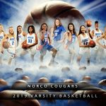 Norco Cougars Girls Basketball