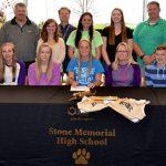 Bailey Rutledge Signs Scholarship