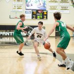 The Panthers Basketball District Tournament Update