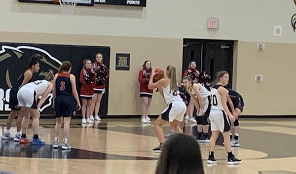 Good Job Girl's Basketball Team