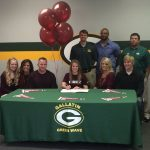 Kelsey Warren Signs with Cumberland