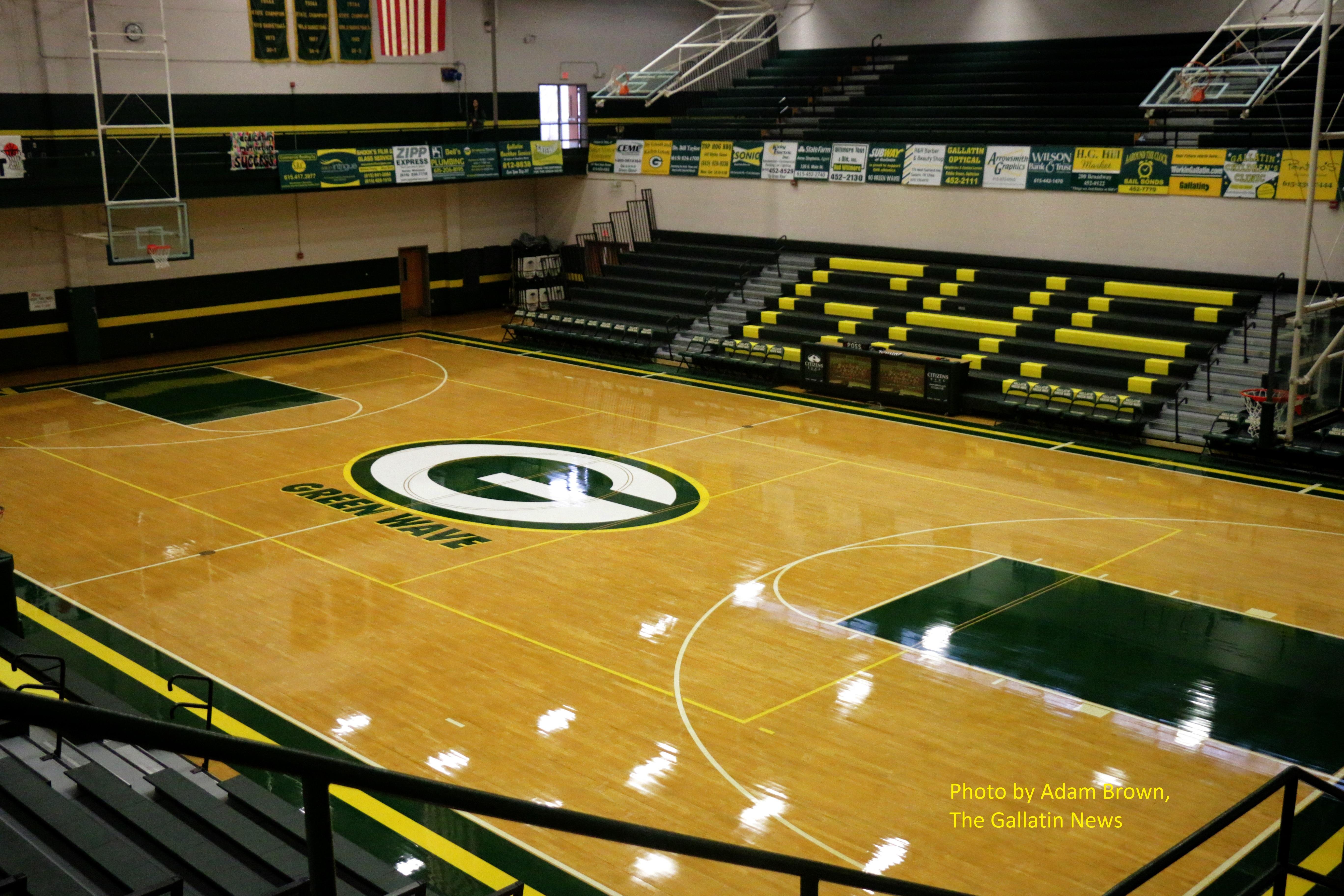 Gallatin High School to Host Region 5-AAA Basketball Tournament (Updated 2/22/19)