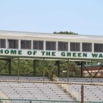Green Wave Football Lift a Thon Video