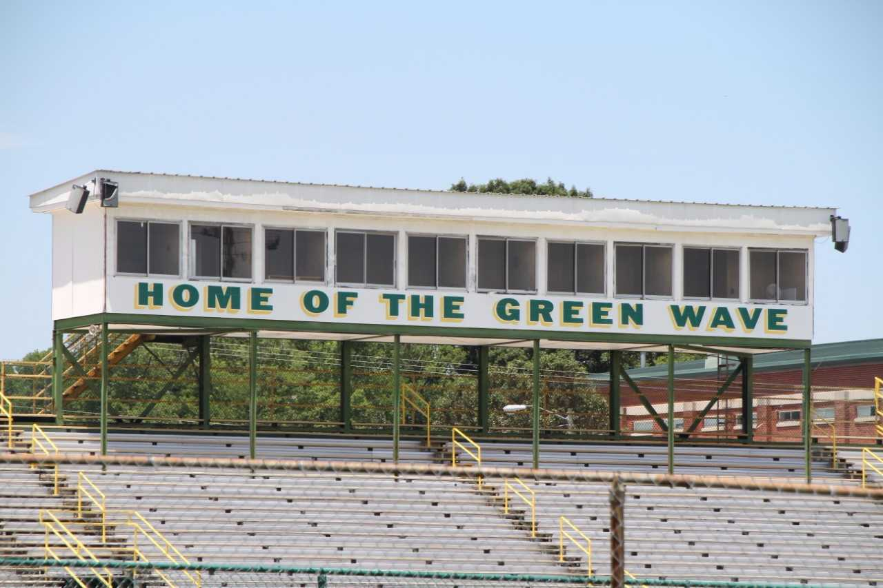 Green Wave Football Lift a Thon Video