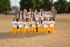 2018 Softball Team