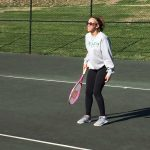 Girls Varsity Tennis falls to Macon County 5 – 2