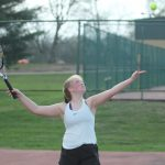 Girls Varsity Tennis falls to Lebanon 6 – 1