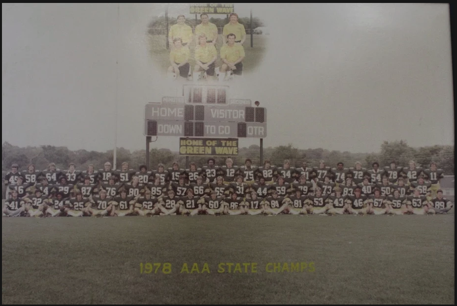 1978 State Championship Team to be Honored