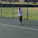 Girls Varsity Tennis falls to Mount Juliet Senior 6 – 1