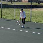 Girls Varsity Tennis falls to Mount Juliet Senior 6 – 1