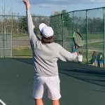 Boys Tennis falls in close match to visiting White House