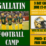 2019 Green Wave Football Camp