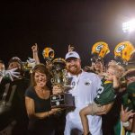 Green Wave Win the Mayor's Cup 50-0 over cross town rival
