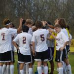 Smyrna High School Boys Varsity Soccer falls to Station Camp High School 3-0